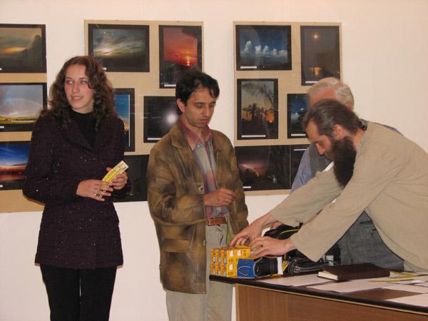 Cristina Tinta, M. Robescu (sponsor)